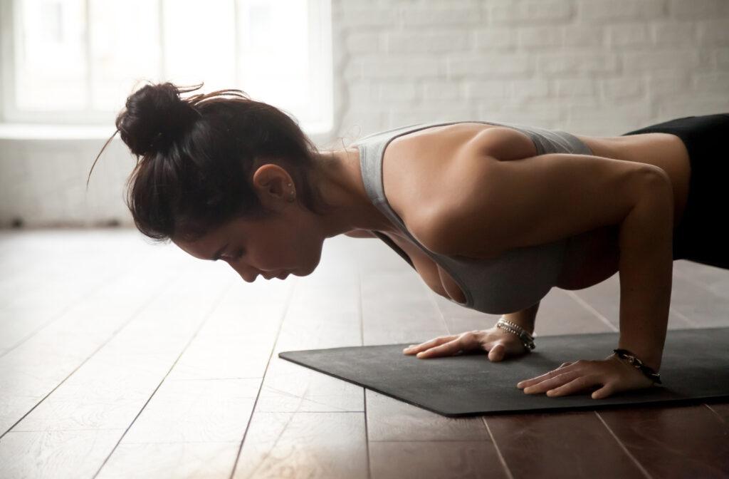 Yoga Sanfte Kräftigung